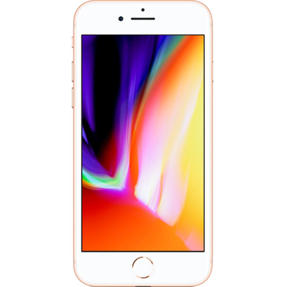 IPhone 8 64GB LTE 4G Auriu NOU, neverlocked, Swap(fara accesorii in pachet)