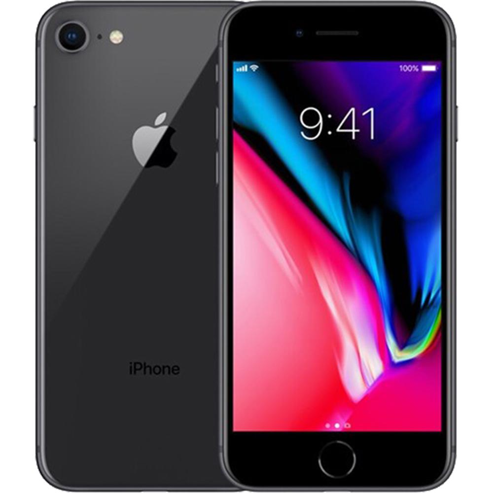 IPhone 8 64GB LTE 4G Negru Space Gray 2GB RAM Reconditionat