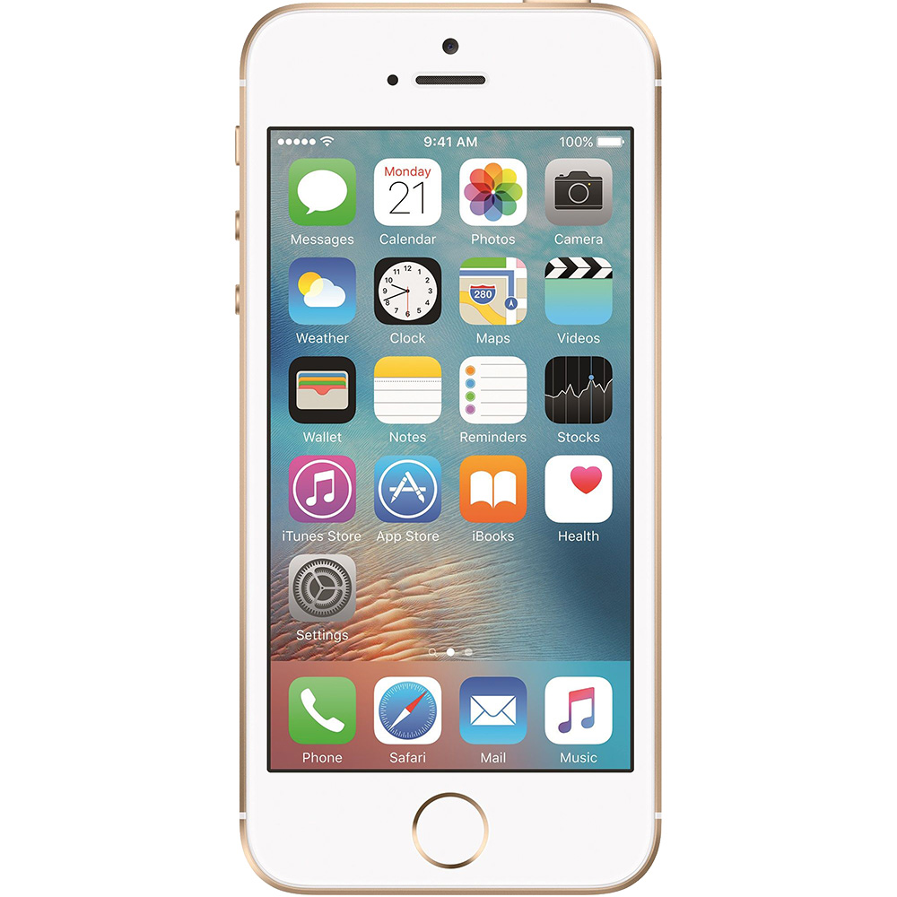 IPhone SE 128GB LTE 4G Auriu