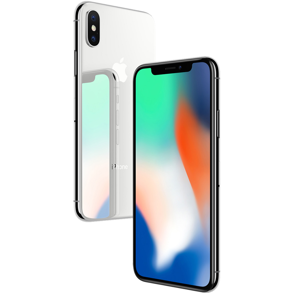 IPhone X 256GB LTE 4G Argintiu 3GB RAM