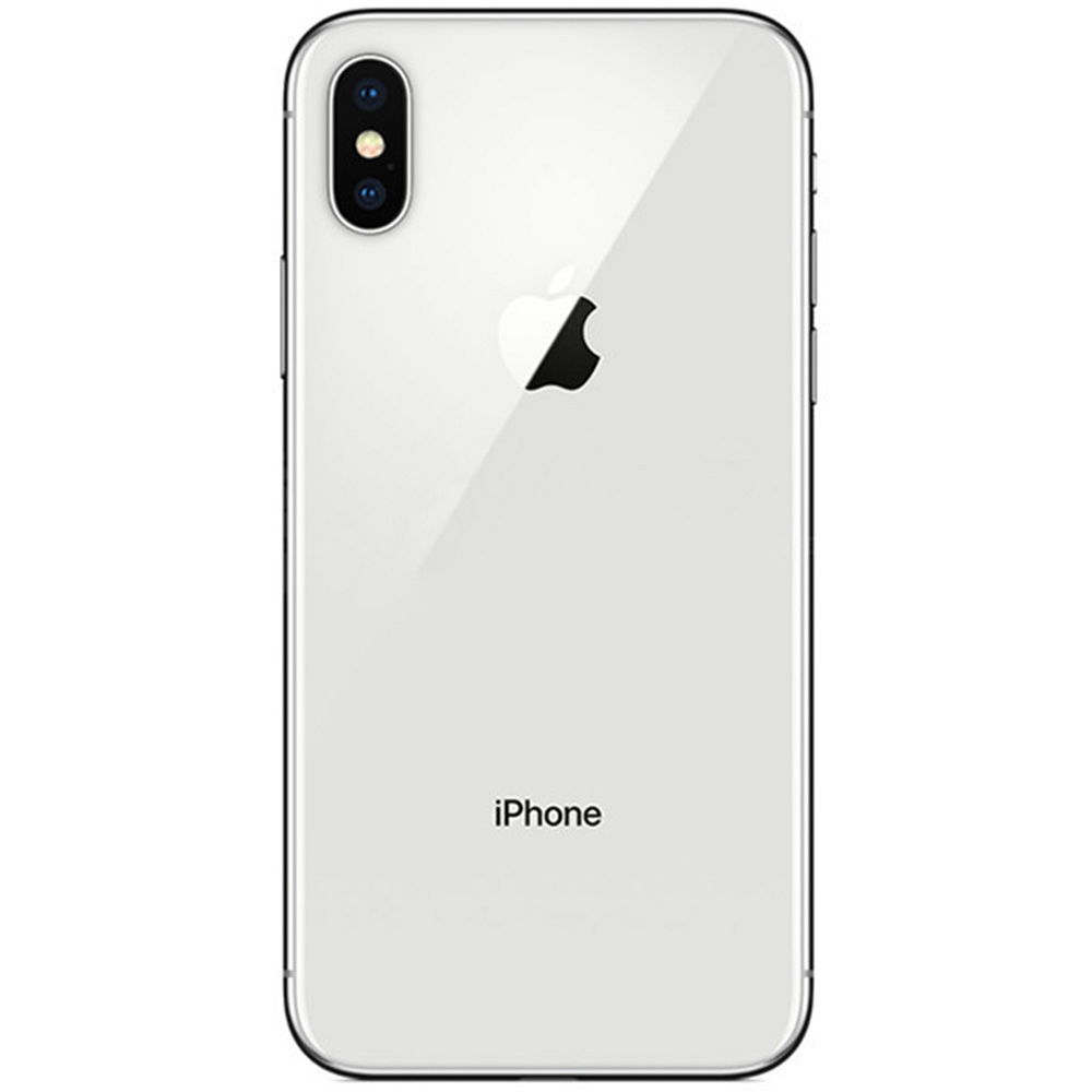 IPhone X 256GB LTE 4G Argintiu Factory Refurbished 3GB RAM