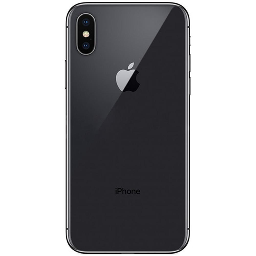 IPhone X 64GB LTE 4G Negru Factory Refurbished 3GB RAM