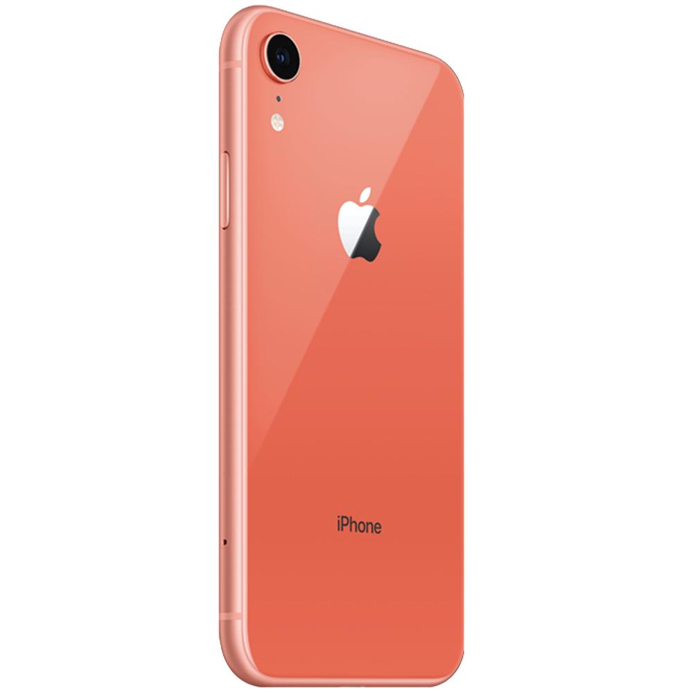 IPhone XR Dual Sim 256GB LTE 4G Coral 3GB RAM