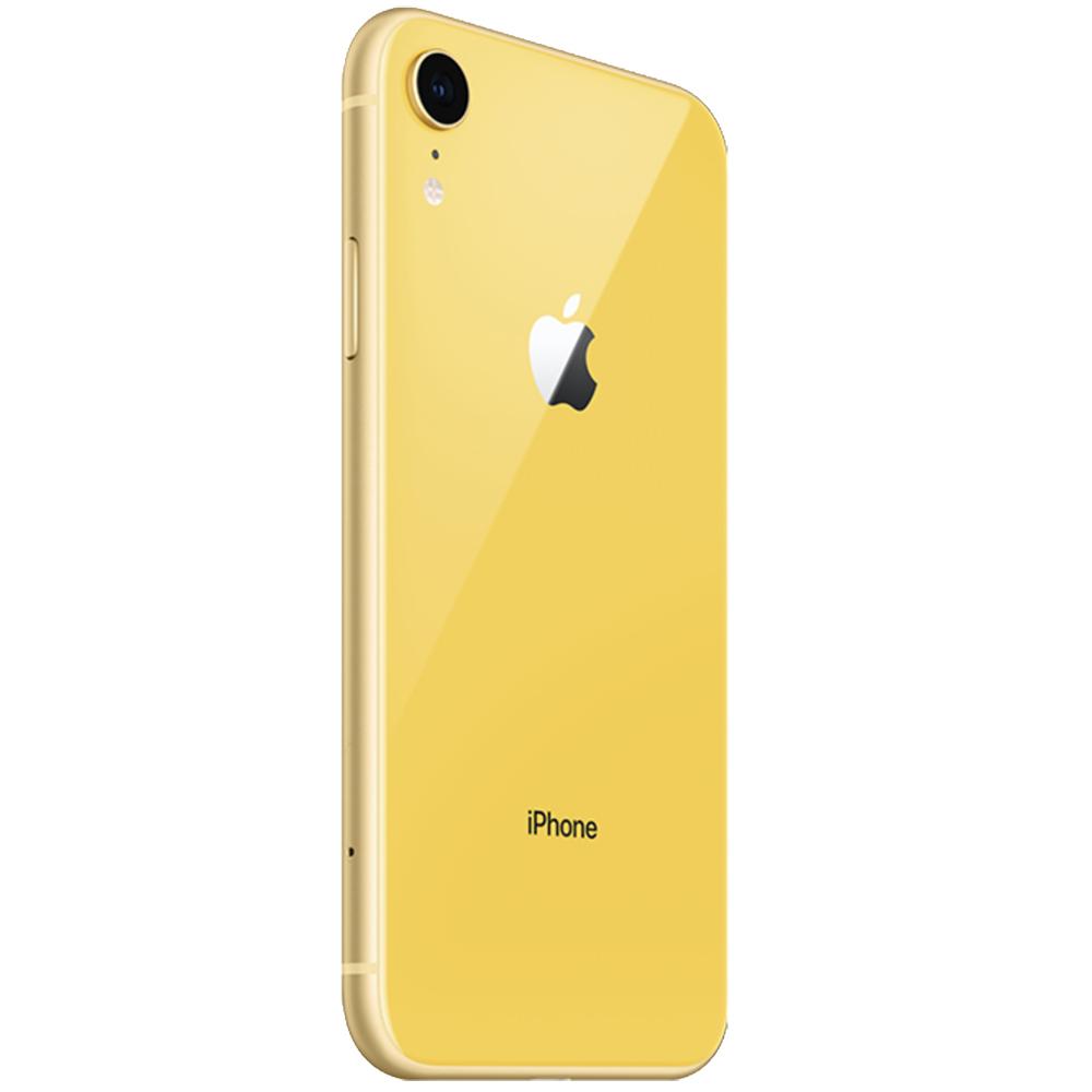 IPhone XR Dual Sim Fizic 256GB LTE 4G Galben 3GB RAM