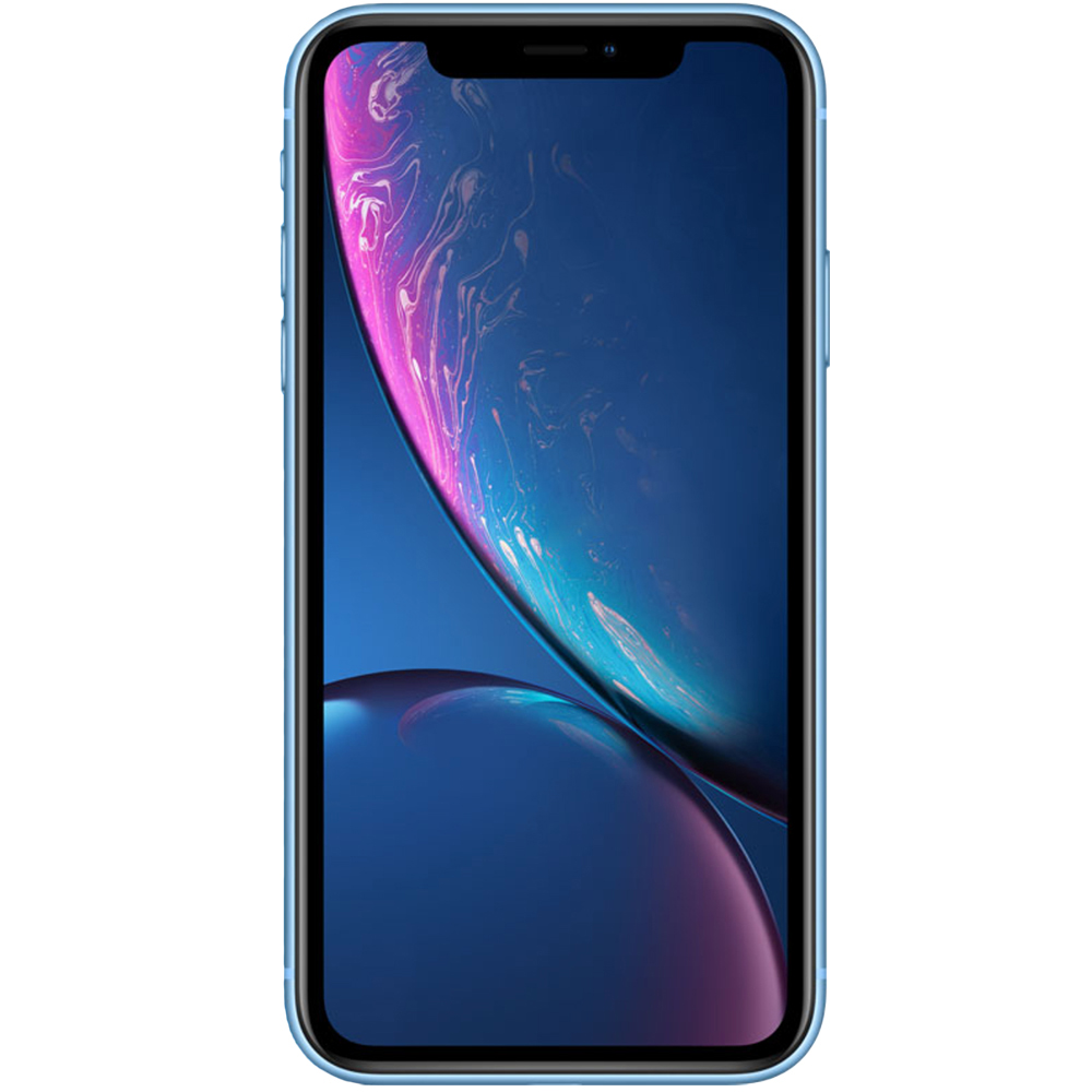 IPhone XR Dual Sim 64GB LTE 4G Albastru 3GB RAM