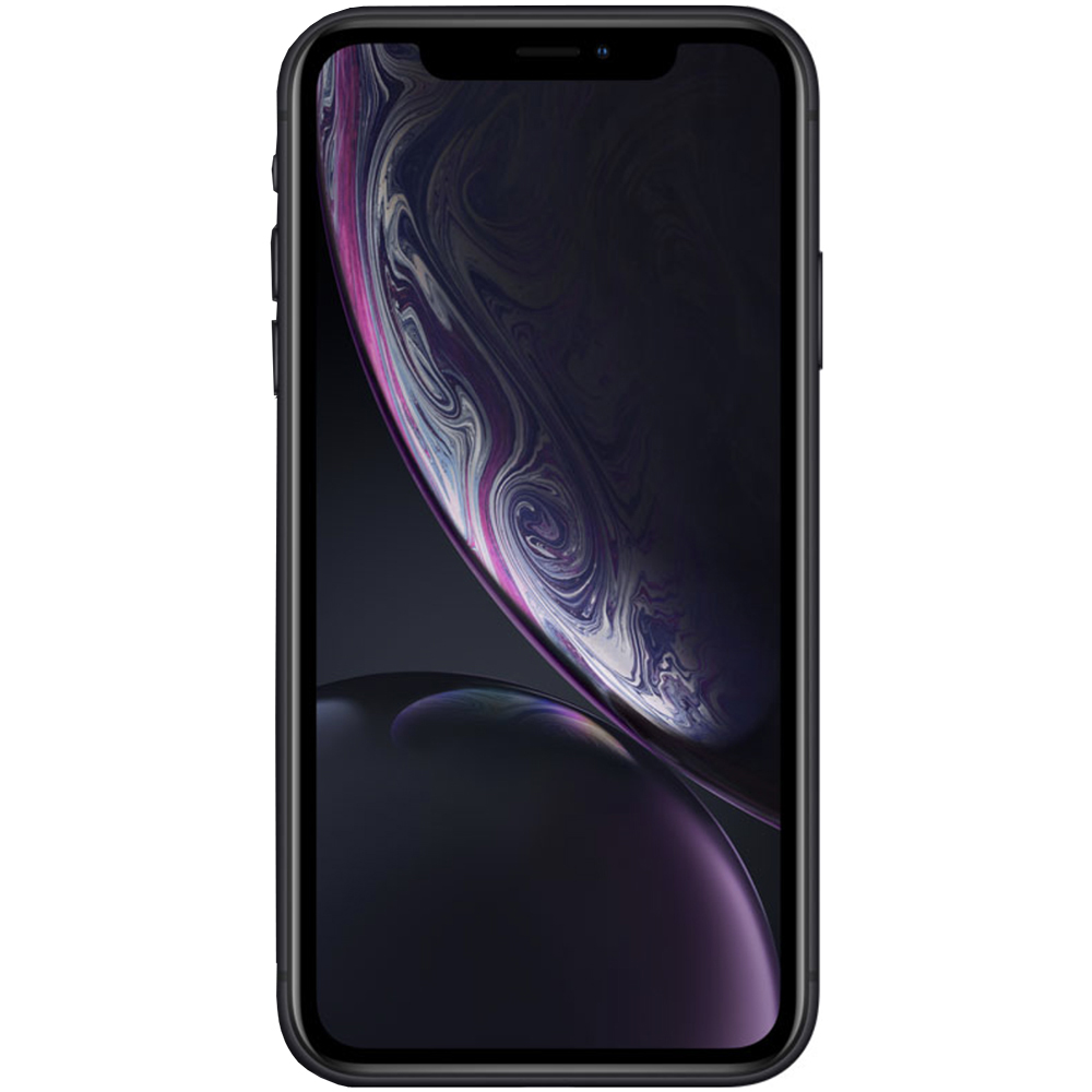 IPhone XR Dual Sim Fizic 64GB LTE 4G Negru 3GB RAM
