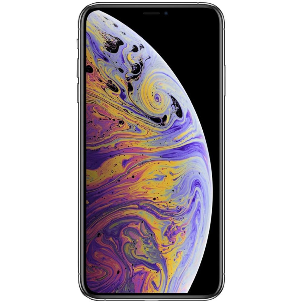 IPhone Xs Max Dual Sim Fizic 64GB LTE 4G Argintiu 4GB RAM