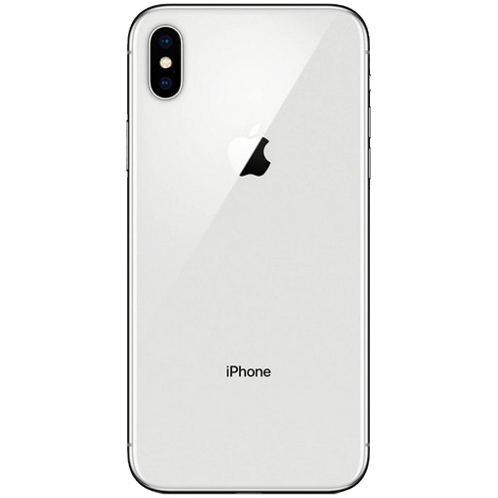 IPhone Xs Max Dual Sim eSim 256GB LTE 4G Argintiu 4GB RAM