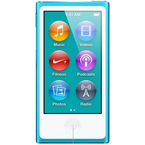 Ipod Nano 7th Gen 16GB Albastru