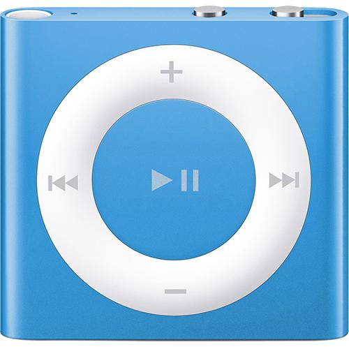 IPod Shuffle 4th Gen 2GB Albastru