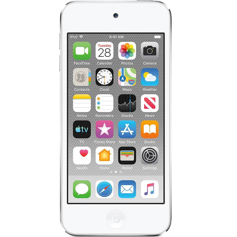 IPod Touch 7th Gen (2019) 128GB Alb