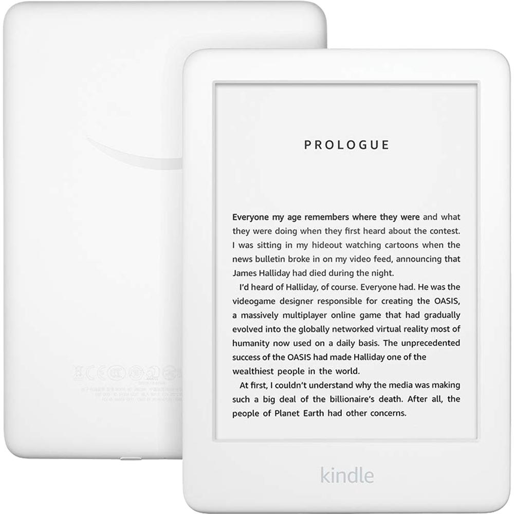 Kindle 6 Glare Free 2019 4GB Cu Lumina Frontala  Alb