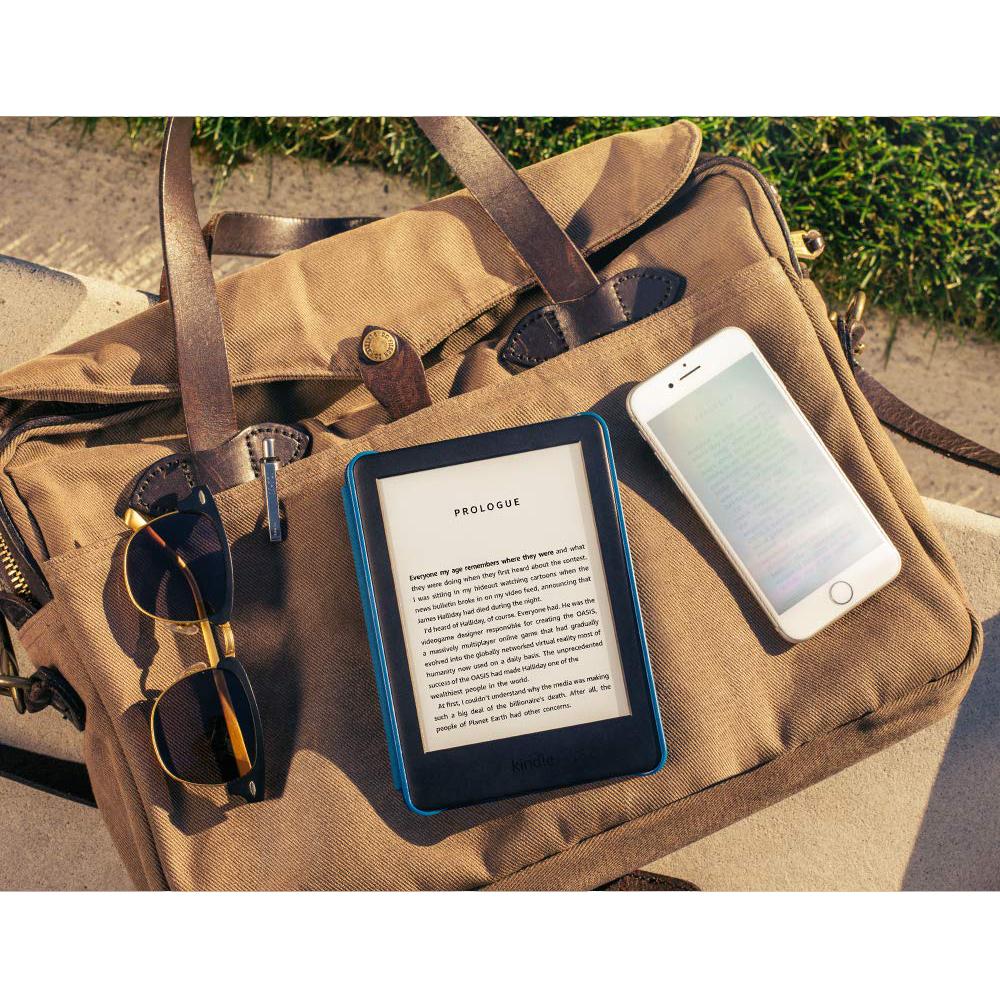Kindle 6 Glare Free 2019 4GB Cu Lumina Frontala Negru