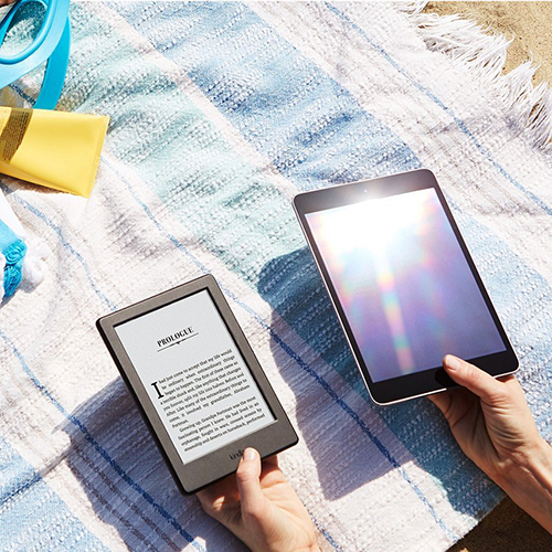 Kindle 6 Glare Free Touch Screen 8th Generation Wi-Fi Alb
