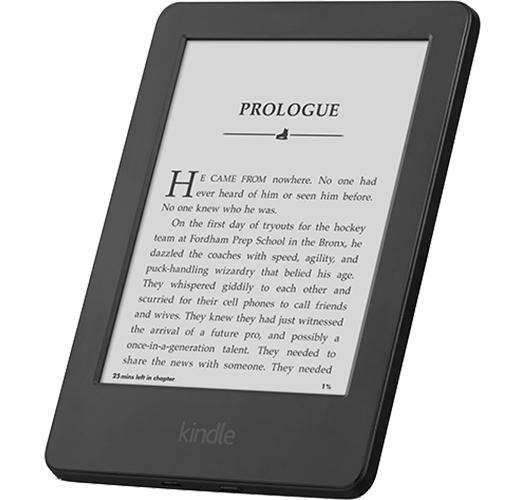 EBook Kindle Glare
