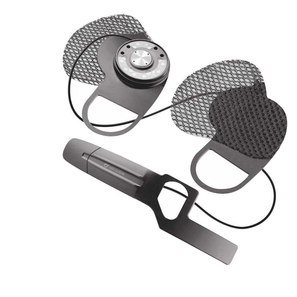 Kit Audio Pentru Casca Shoei
