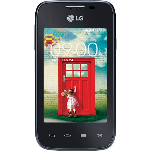 L40 Dual Sim 4GB Negru