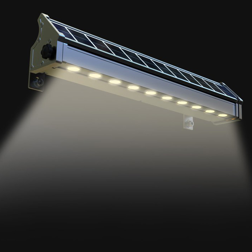Corpuri Iluminat Exterior Newbits Lampa Pentru Exterior Cu Incarcare Solara Quickmobile