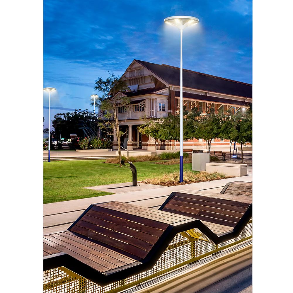 Lampa Pentru Exterior Halo Landscape Cu Incarcare Solara 60W
