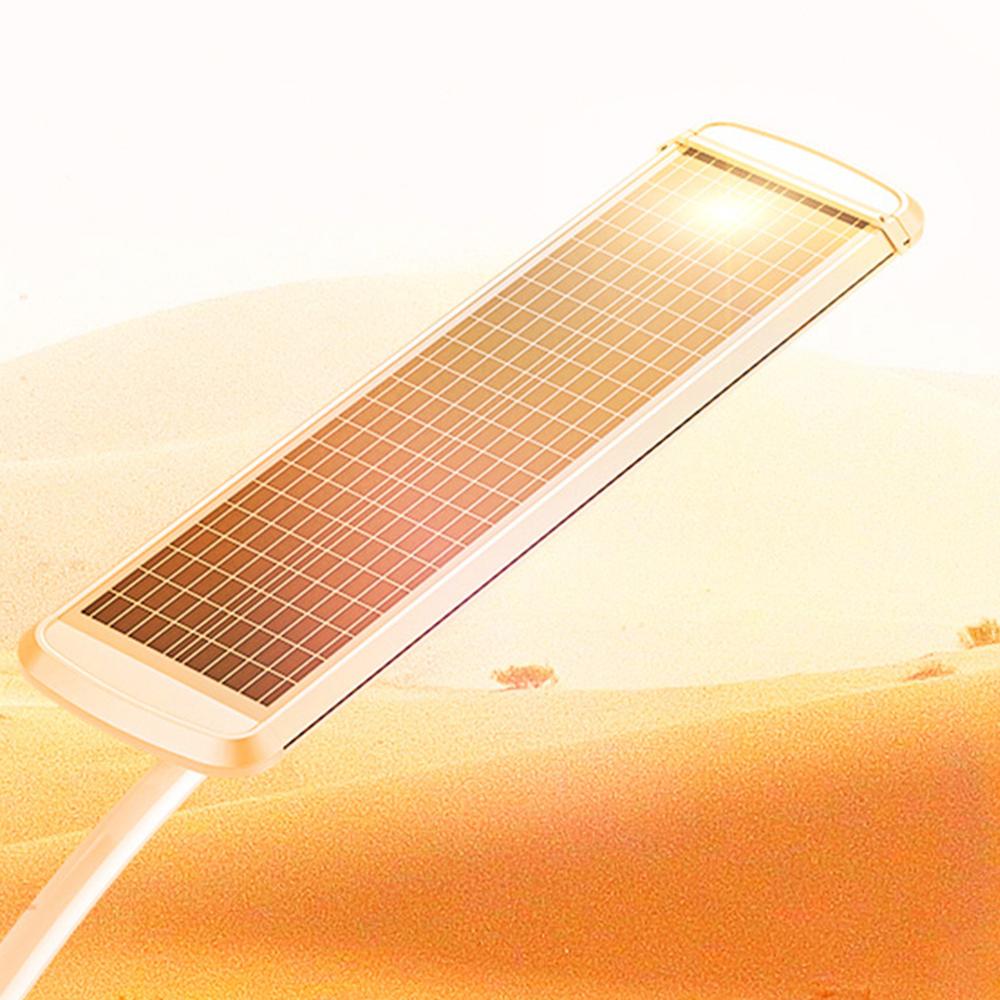 Lampa Stradala Cu Incarcare Solara 120W