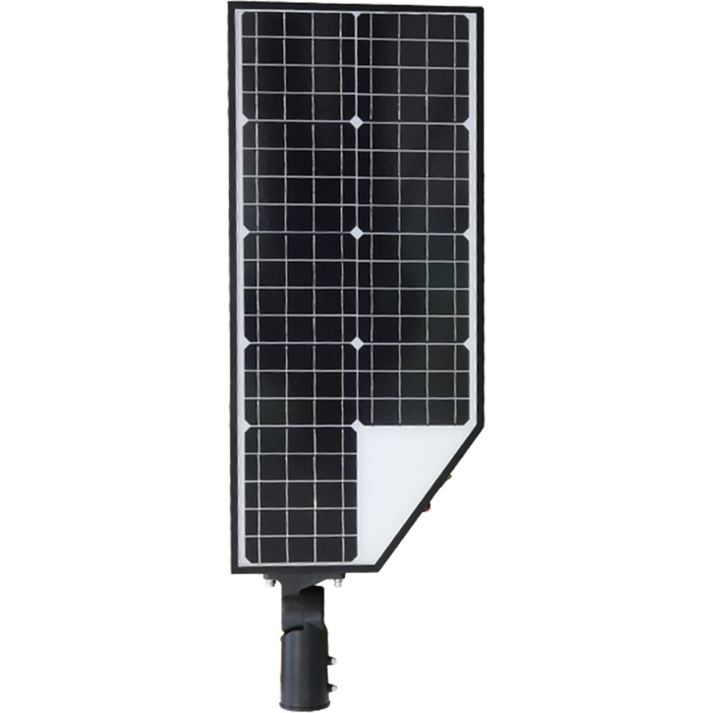 Lampa Stradala Cu Incarcare Solara 30W, 5700K si Camera Incorporata