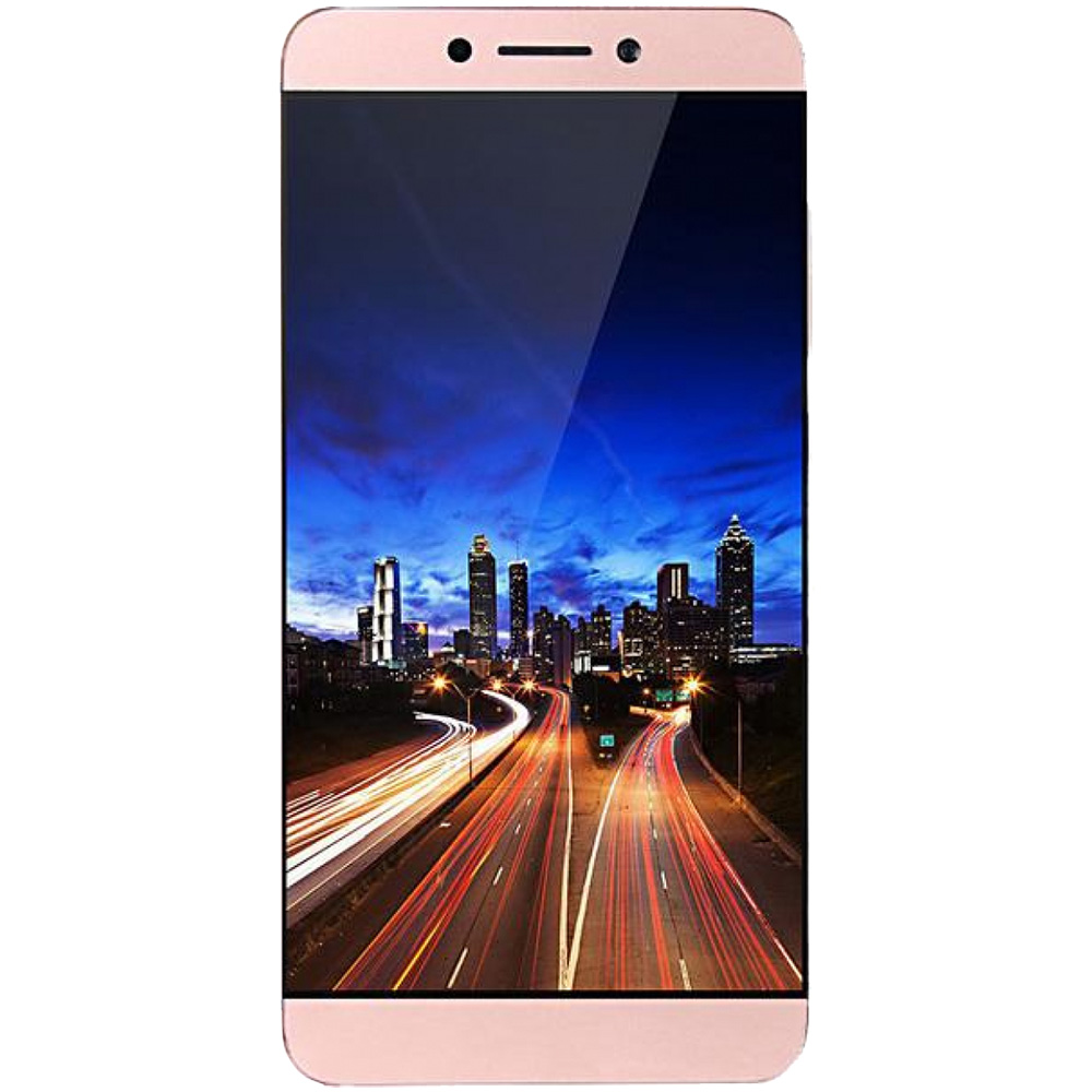 LeEco Le S3 Dual Sim 64GB LTE 4G Auriu Roz 4GB RAM