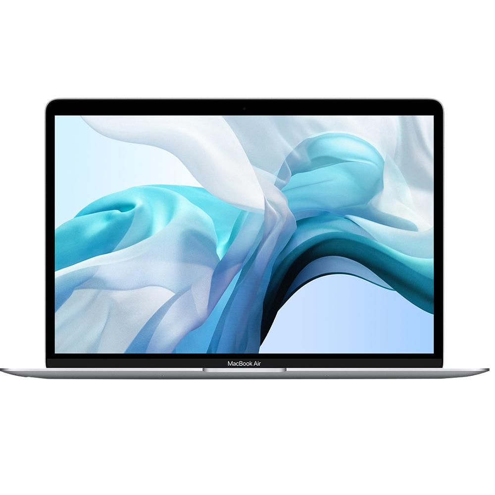 MacBook Air 13'' 2020, MWTK2, Intel i3,  1.1Ghz, 8GB RAM, 256GB SSD, Touch ID sensor,  DisplayPort, Thunderbolt, Tastatura layout INT, Silver (Argintiu)