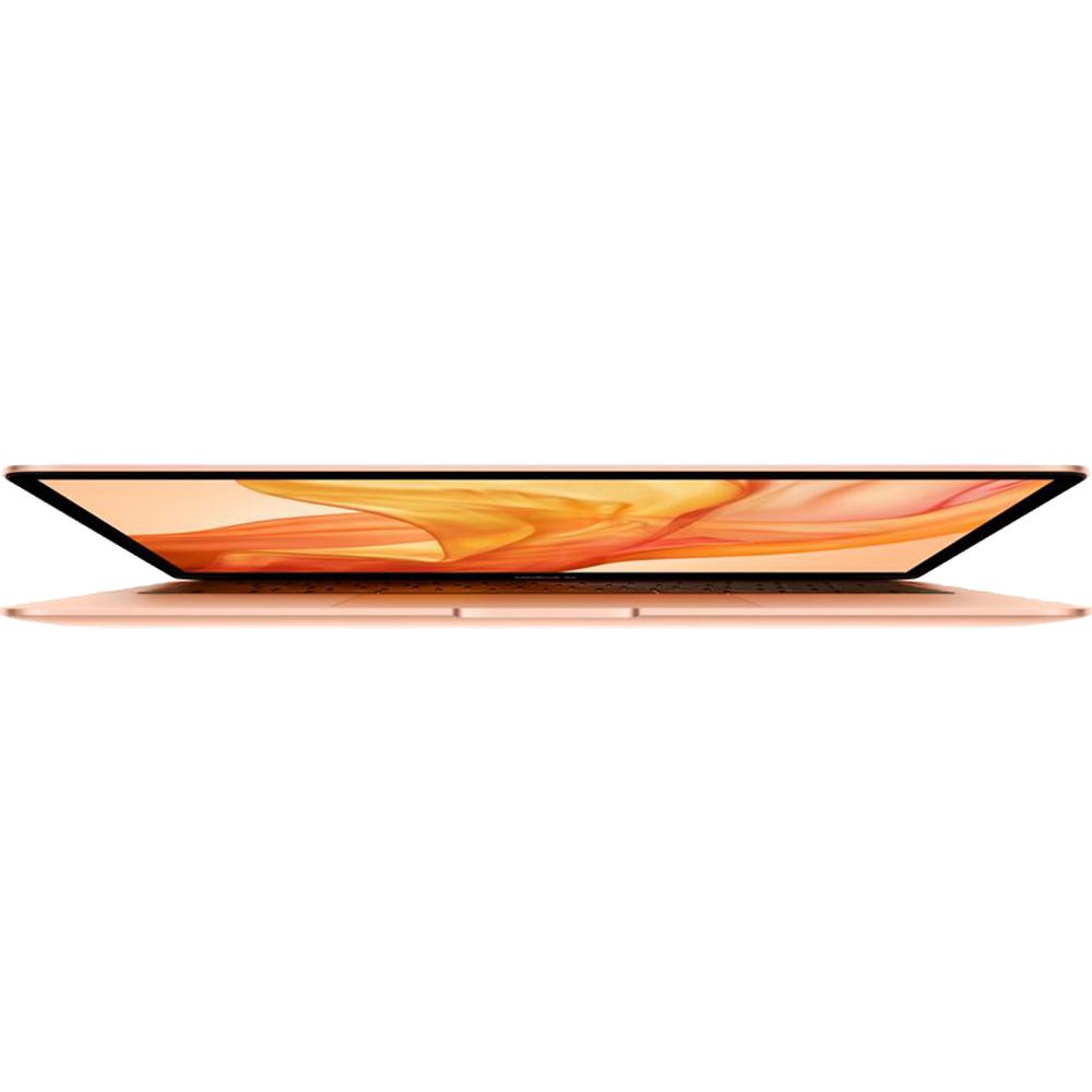MacBook Air 13'' 2020, MWTL2, Intel i3,  1.1Ghz, 8GB RAM, 256GB SSD, Touch ID sensor,  DisplayPort, Thunderbolt, Tastatura layout INT, Gold (Auriu)