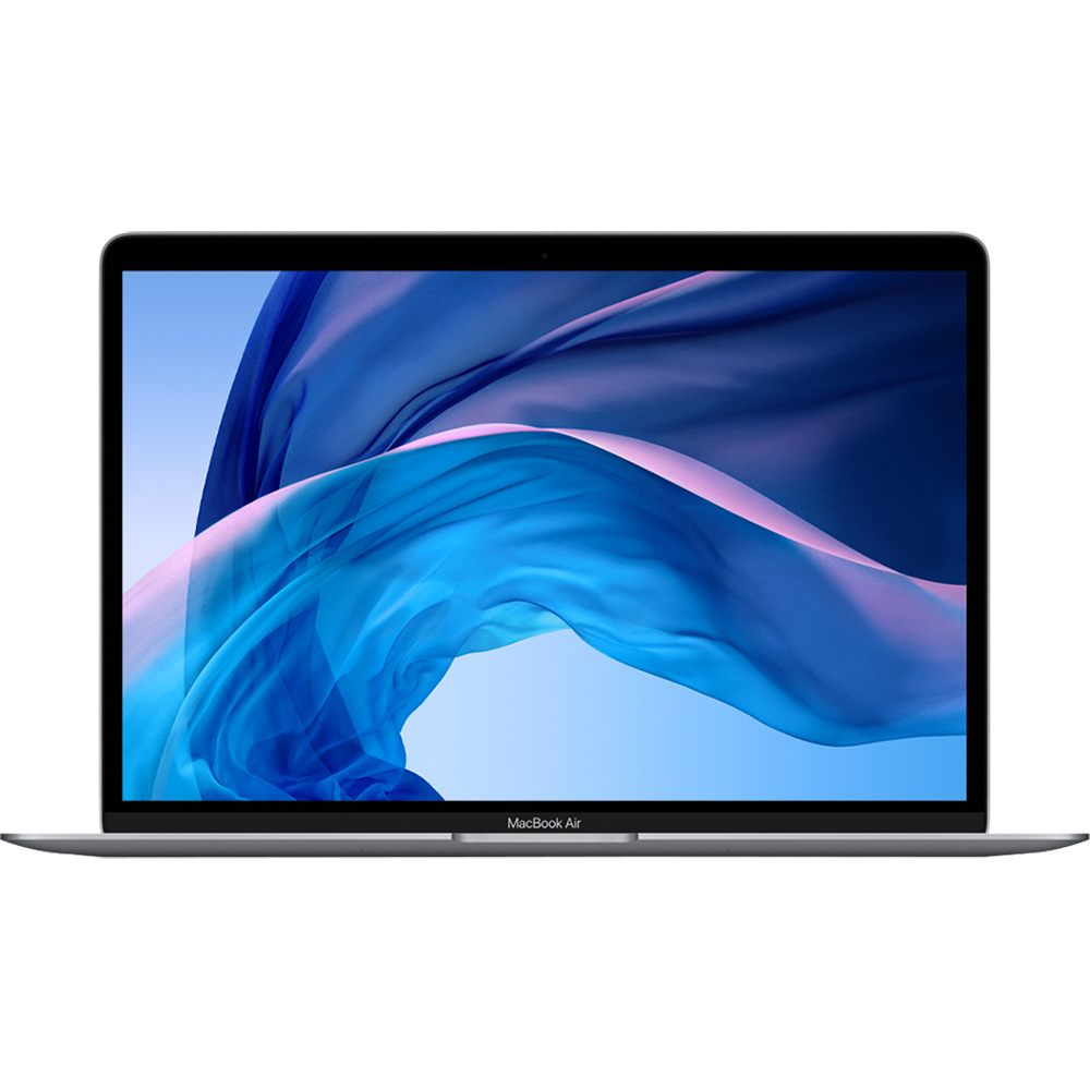 MacBook Air 13'' 2020, MWTJ2, Intel i3,  1.1Ghz, 8GB RAM, 256GB SSD, Touch ID sensor,  DisplayPort, Thunderbolt, Tastatura layout INT Space Gray (Gri)