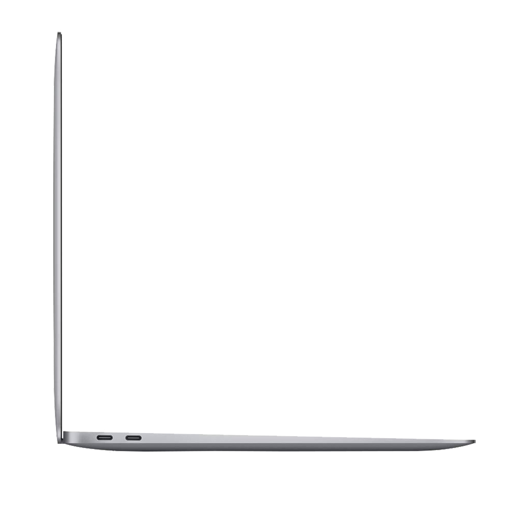 MacBook Air 13'' 2020, MVH22, Intel i3, 1.1 Ghz, 8GB RAM, 512GB SSD, Touch ID sensor,  DisplayPort, Thunderbolt, Tastatura layout INT, Space Gray (Gri)