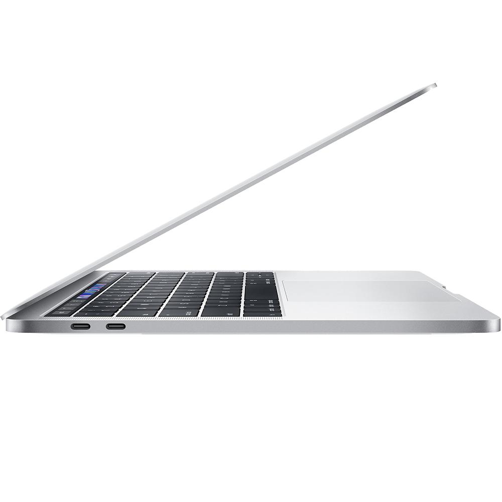 MacBook Pro (2019) 13 inch Intel Core i5, 2.4Ghz, 8GB RAM, 256GB, Touch Bar, 4 Thunderbold, 3ports, Argintiu - Apple
