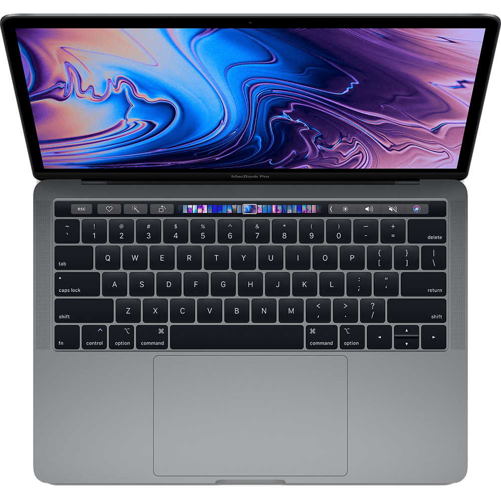 MacBook Pro 13 2019 Gri 512GB With Touch Bar