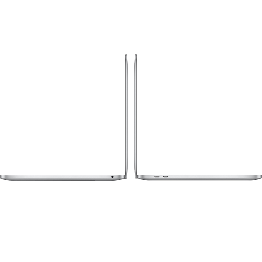 Laptop Macbook Pro 13'' 2020 M1, MYDA2, 256GB SSD, 8GB RAM, CPU 8-core, DisplayPort, Thunderbolt 3, Tastatura layout INT, Silver (Argintiu)