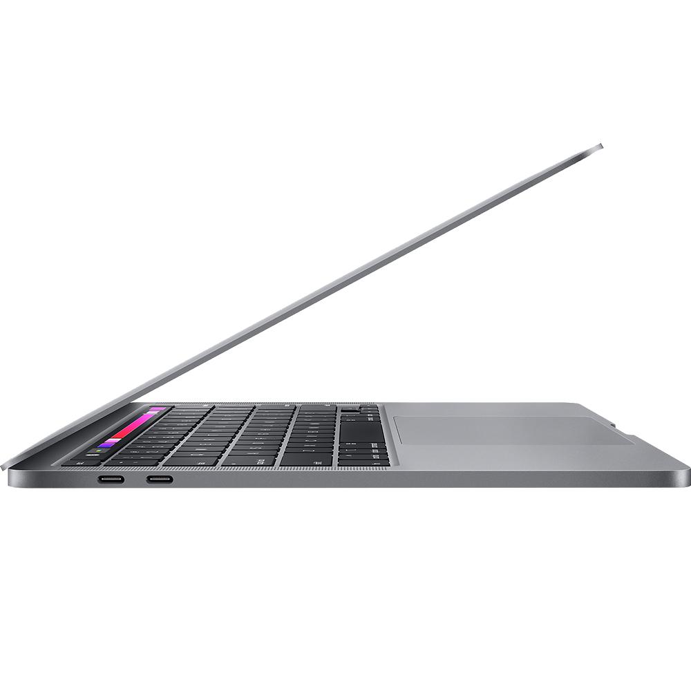 Laptop Macbook Pro 13'' 2020 M1, MYD92, 512GB SSD, 8GB RAM, CPU 8-core, DisplayPort, Thunderbolt 3, Tastatura layout INT, Space Gray (Gri)