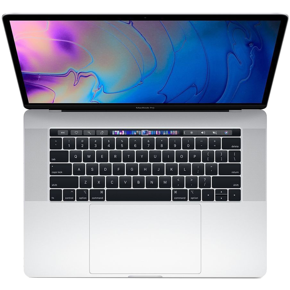 MacBook Pro 15 2018   Argintiu 256GB