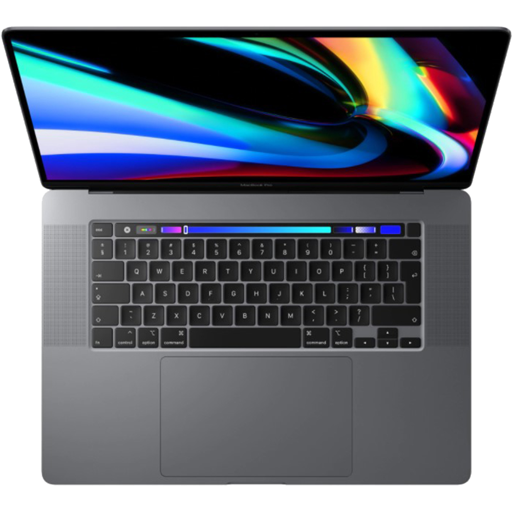 Macbook Pro (2019) 16 inch, Intel Core i7, 2.6Ghz, 16GB RAM 512GB SSD, Touch Bar - Gri - Apple