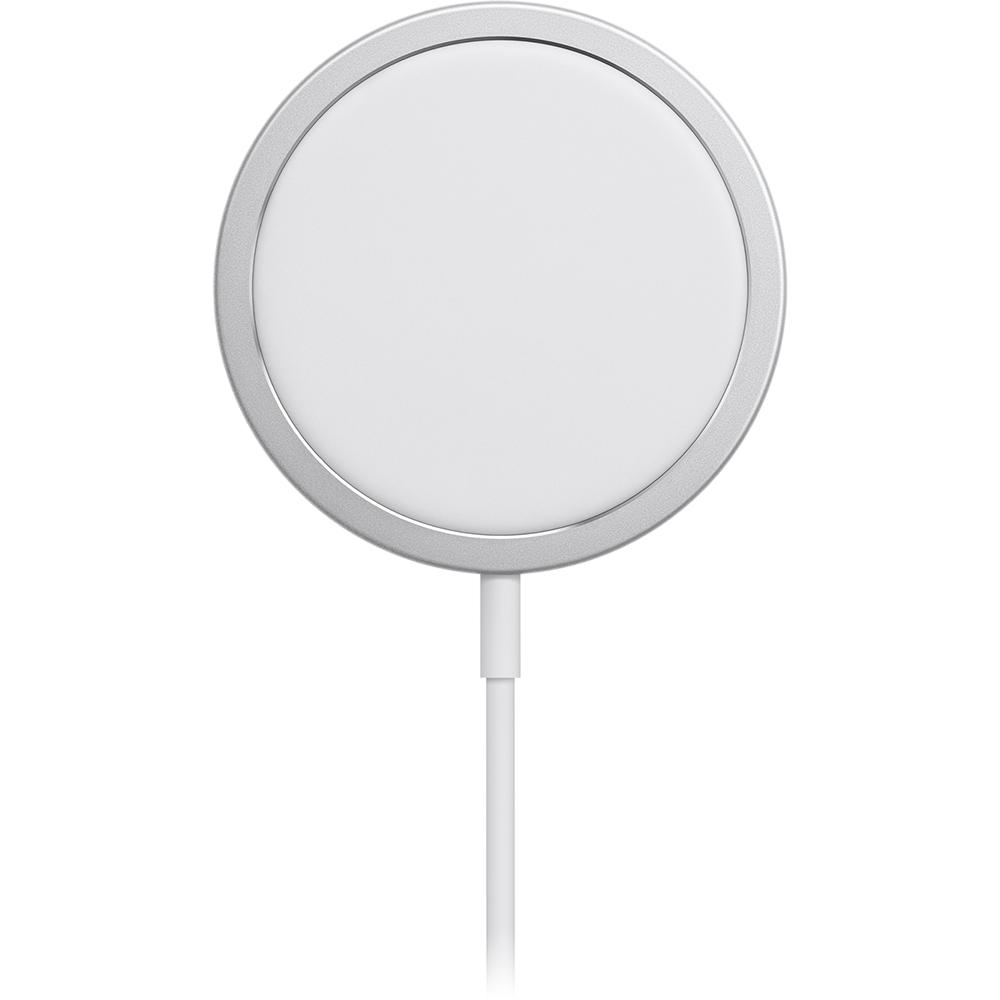 Magsafe charger incarcator wireless la USB Type-C, 15W, alb, pentru iPhone  - Apple