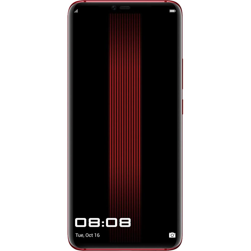Mate 20 RS  Dual Sim 512GB LTE 4G Rosu Porsche Design 8GB RAM