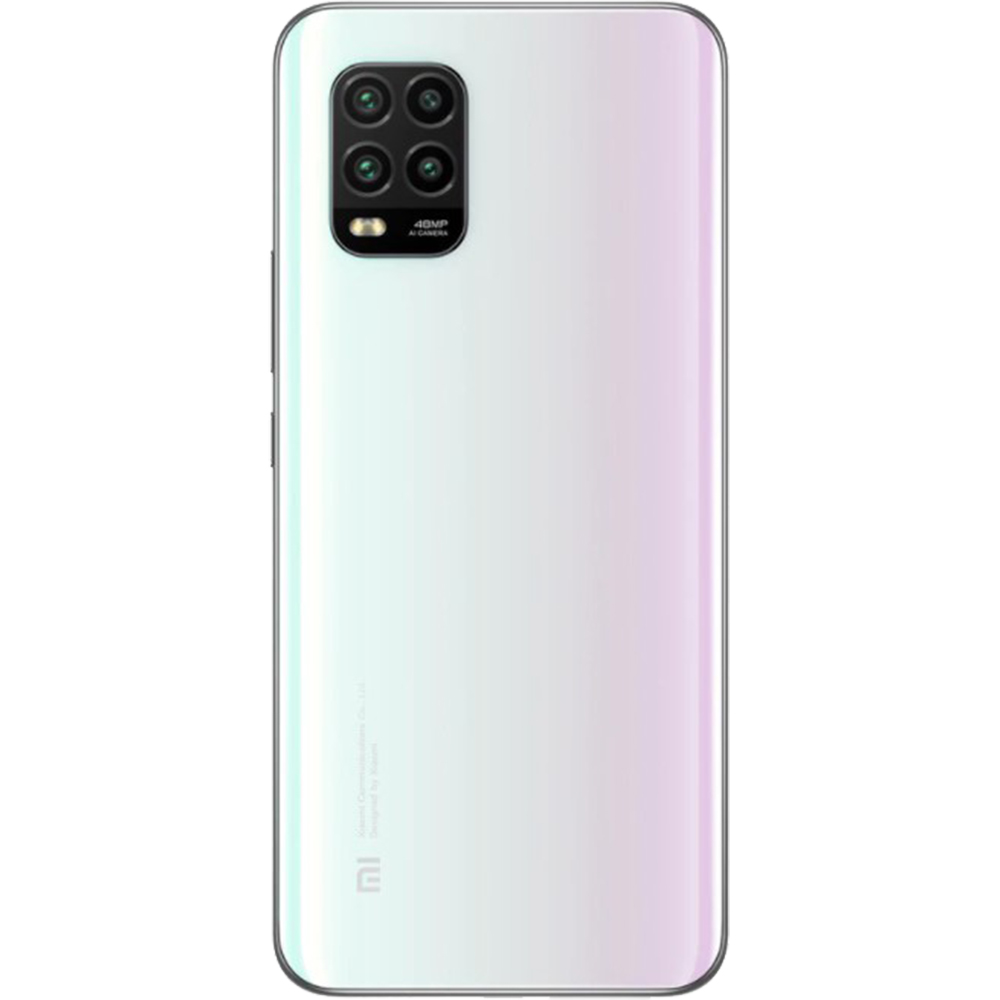 Mi 10 Lite Dual Sim Fizic 64GB 5G Alb 6GB RAM