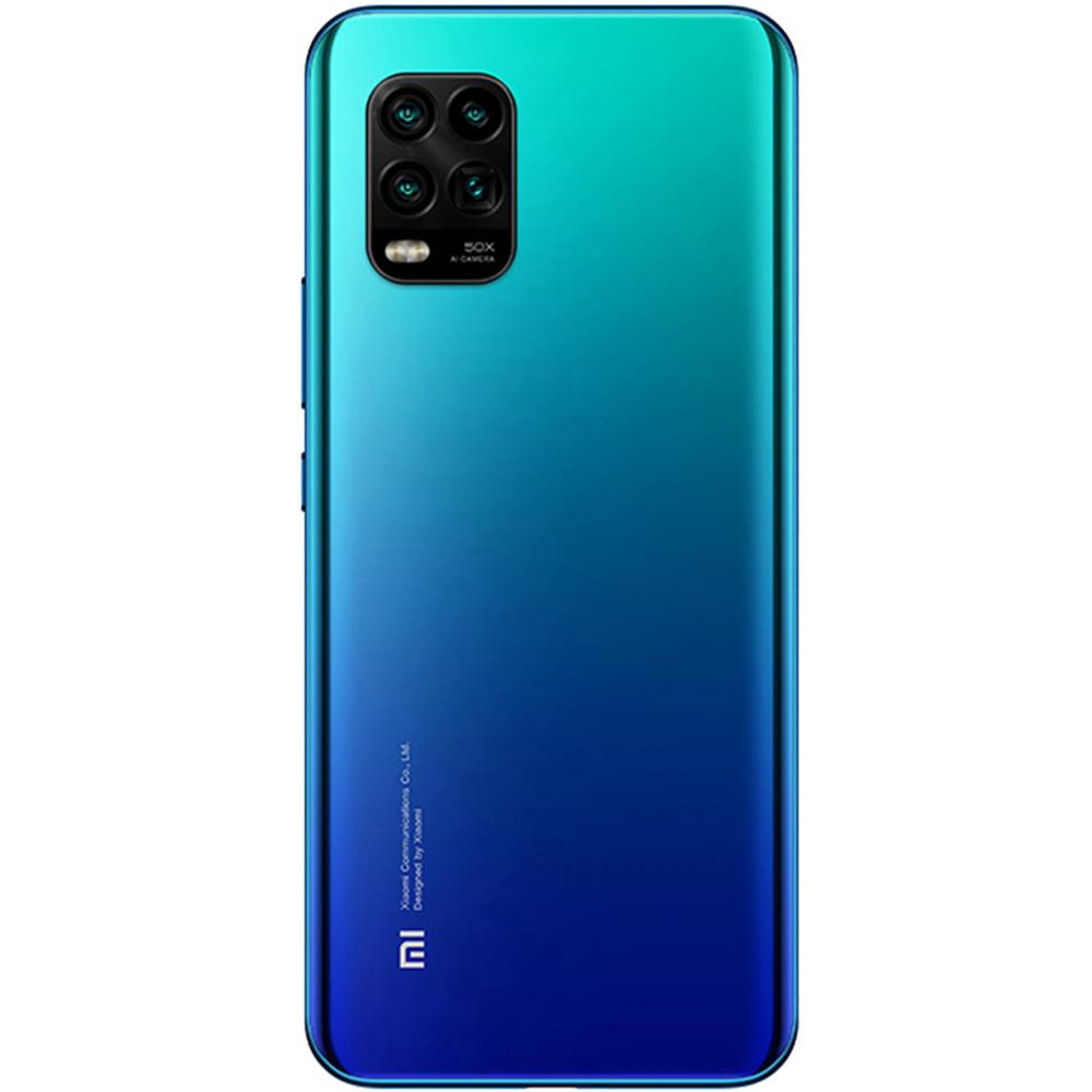 Mi 10 Lite Dual Sim Fizic 64GB 5G Albastru Aurora Blue 6GB RAM