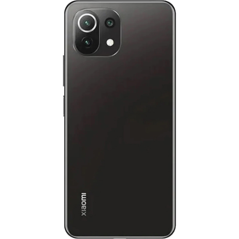 Mi 11 Lite Dual Sim Fizic 128GB LTE 4G Negru Boba Black 6GB RAM