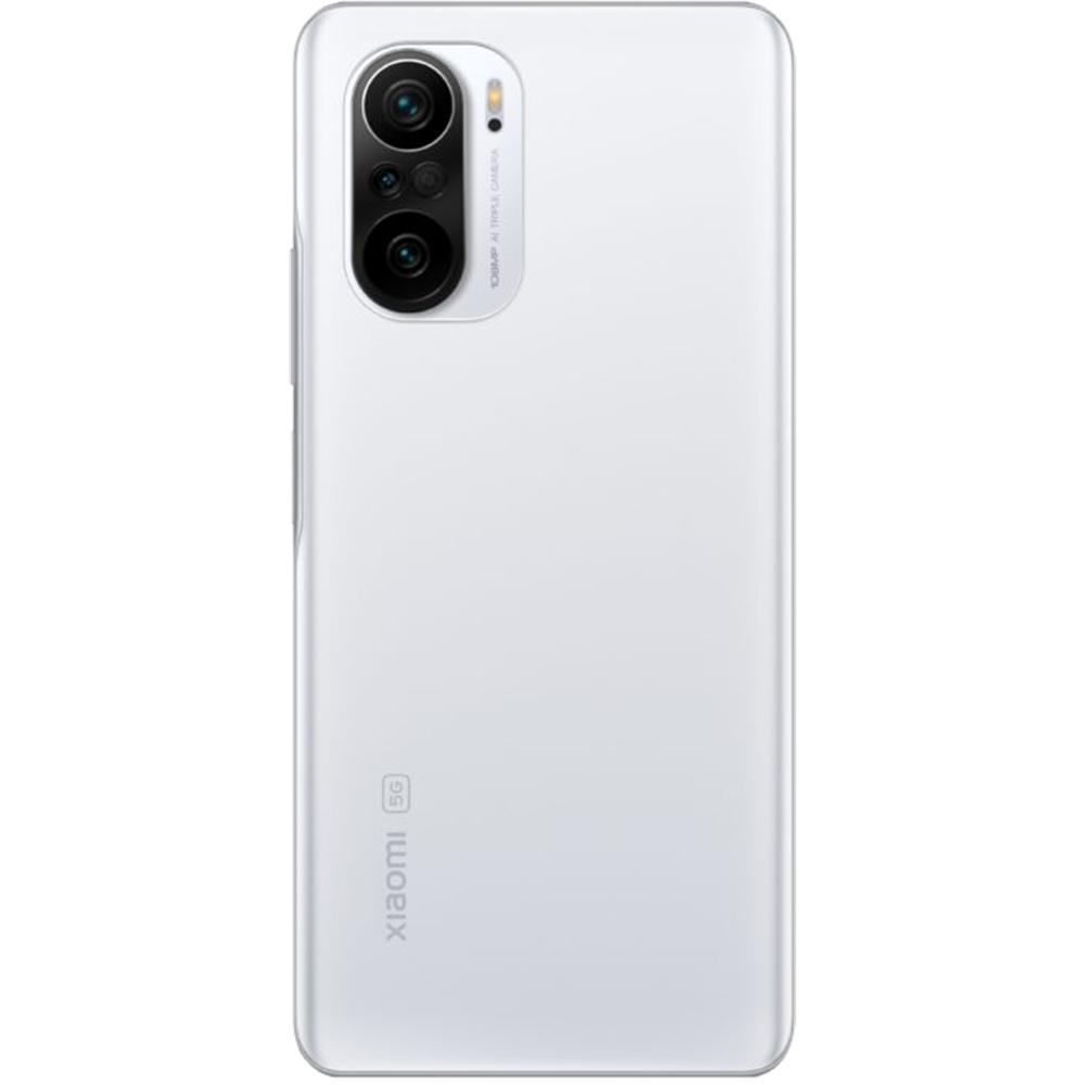 Mi 11i Dual Sim Fizic 256GB 5G Alb Frosty White 8GB RAM