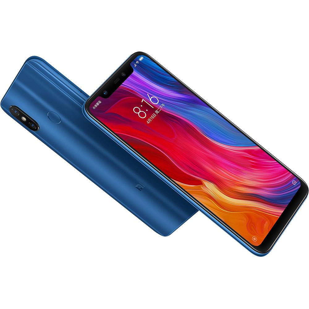 Mi 8 Dual Sim 256GB LTE 4G Albastru 6GB RAM