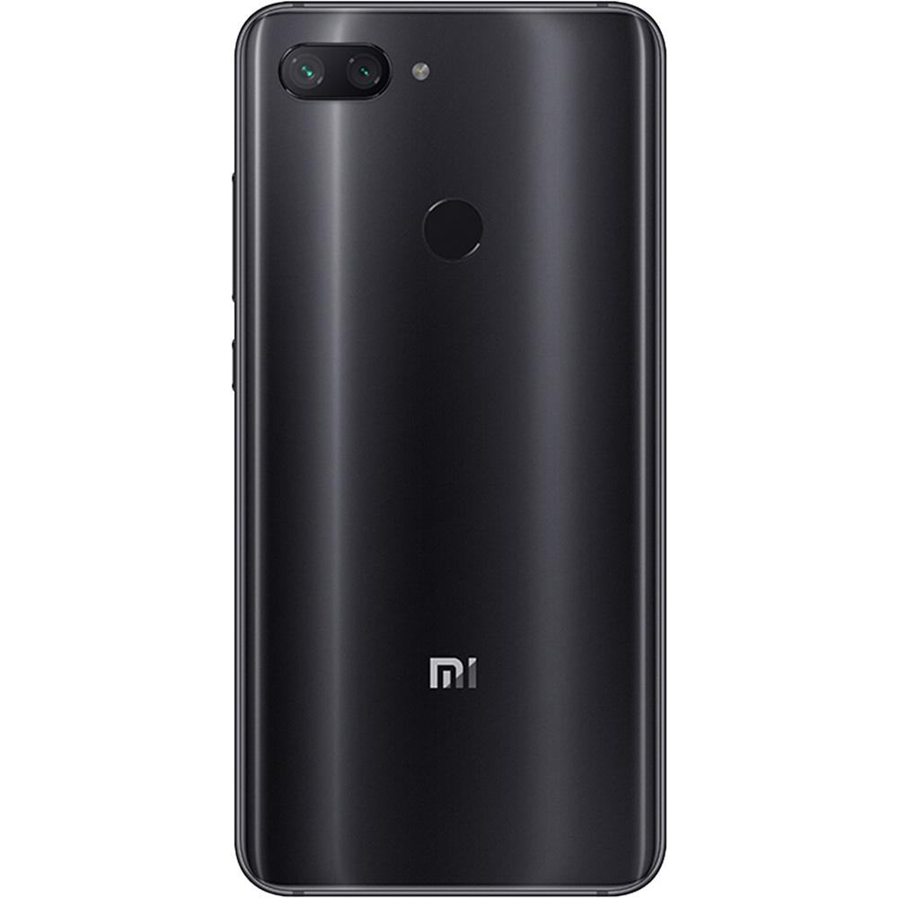 Mi 8 Lite  Dual Sim 128GB LTE 4G Negru  6GB RAM