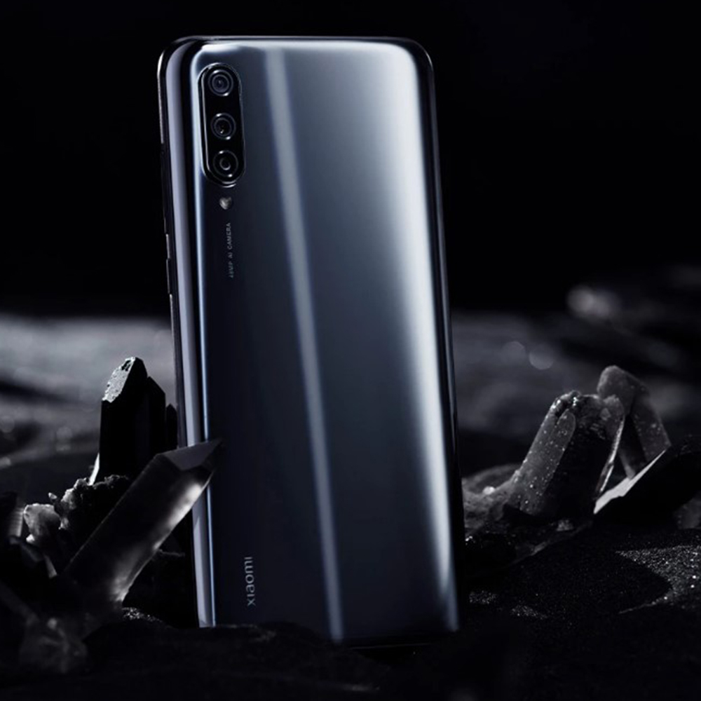 Mi 9 Lite  Dual Sim 128GB LTE 4G Gri Onyx 6GB RAM