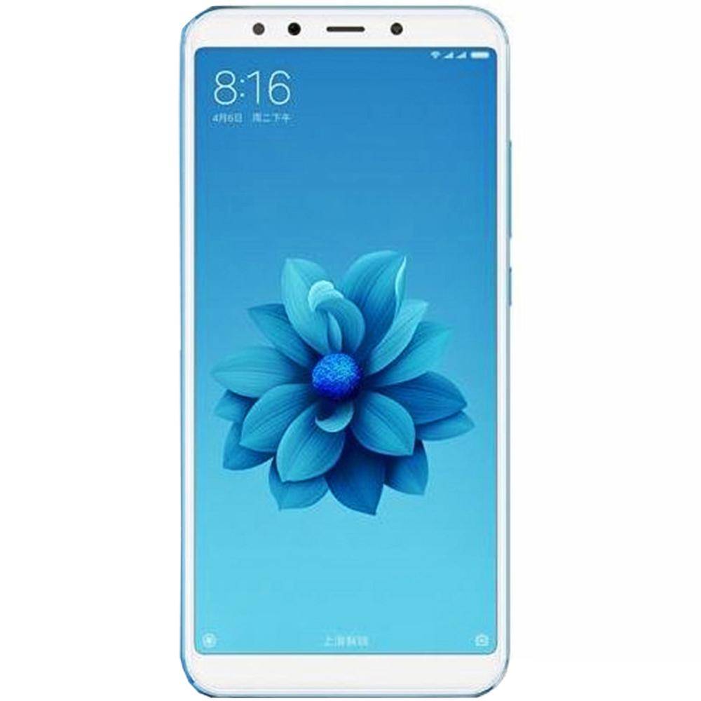 Mi A2  Dual Sim 128GB LTE 4G Albastru  6GB RAM