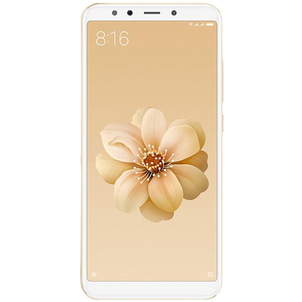 Mi A2  Dual Sim 32GB LTE 4G Auriu  4GB RAM