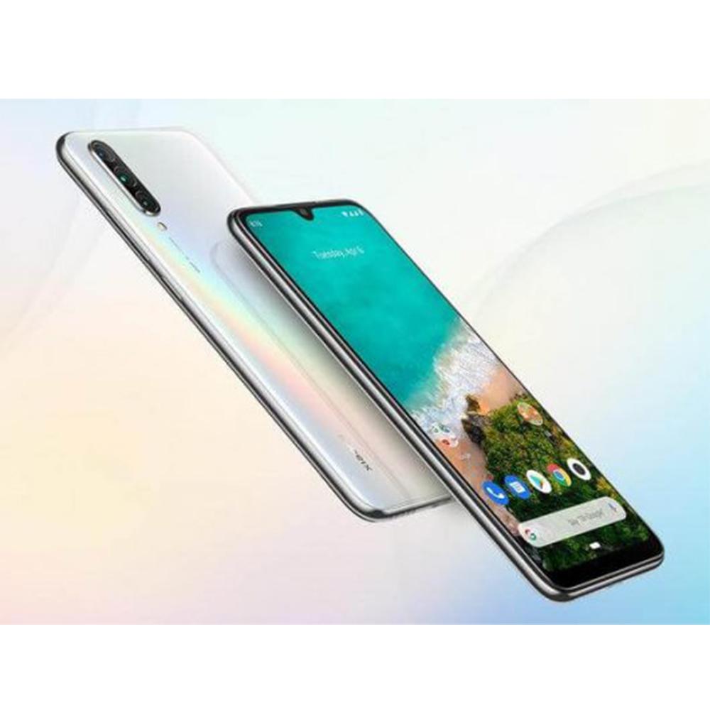 Mi A3 Dual Sim Fizic 128GB LTE 4G Alb 4GB RAM