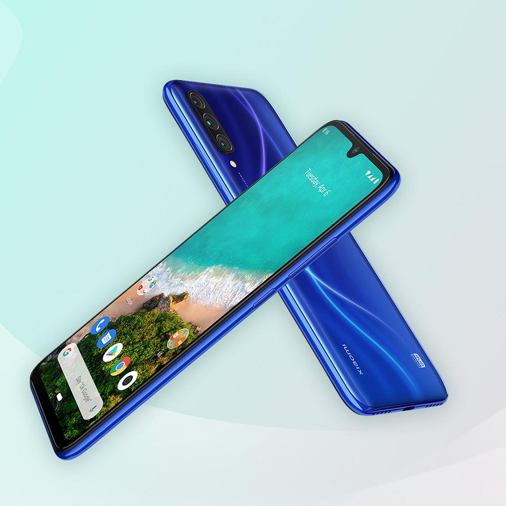 Mi A3  Dual Sim 128GB LTE 4G Albastru  4GB RAM