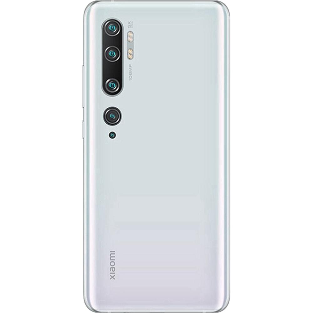 Mi Note 10 Dual Sim Fizic 128GB LTE 4G Alb Glacier 6GB RAM